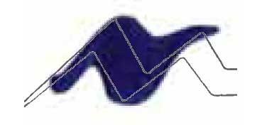 TULIP 3D PAINT AZUL REAL / PUFFY ROYAL BLUE