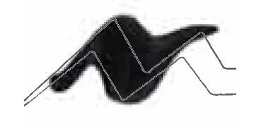 TULIP 3D PAINT NEGRO / PUFFY BLACK