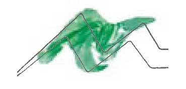 TULIP 3D PAINT VERDE METÁLICO / METALLIC GREEN