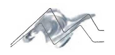 TULIP 3D PAINT PLATEADO METÁLICO / METALLIC SILVER
