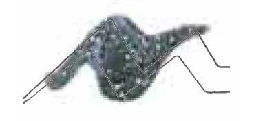 TULIP 3D PAINT PLATA / GLITTER SILVER