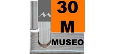 BASTIDOR MUSEO (ANCHO DE LISTÓN 60 X 22) 92 X 60 30M