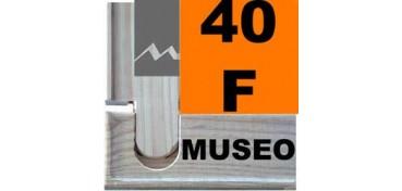 BASTIDOR MUSEO (ANCHO DE LISTÓN 60 X 22) 100 X 81 40F