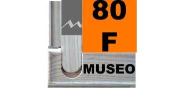 BASTIDOR MUSEO (ANCHO DE LISTÓN 60 X 22) 146 X 114 80F