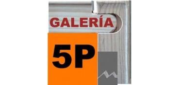 BASTIDOR GALERÍA 3D (ANCHO DE LISTÓN 46 X 32) 35 X 24 5P