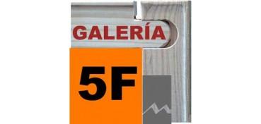 BASTIDOR GALERÍA 3D (ANCHO DE LISTÓN 46 X 32) 35 X 27 5F