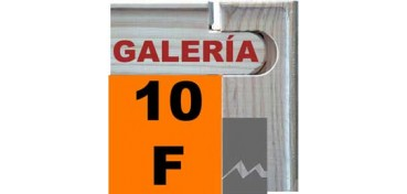 BASTIDOR GALERÍA 3D (ANCHO DE LISTÓN 46 X 32) 55 X 46 10F