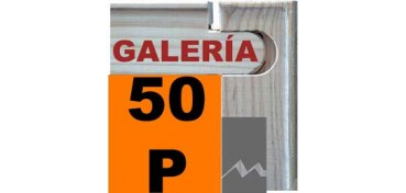 BASTIDOR GALERÍA 3D (ANCHO DE LISTÓN 46 X 32) 116 X 81 50P