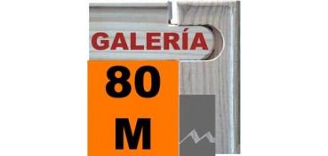 BASTIDOR GALERÍA 3D (ANCHO DE LISTÓN 46 X 32) 146 X 89 80M