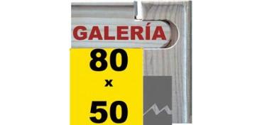 BASTIDOR GALERÍA 3D (ANCHO DE LISTÓN 46 X 32) 80 X 50