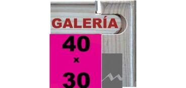 BASTIDOR GALERÍA 3D (ANCHO DE LISTÓN 46 X 32) 40 X 30