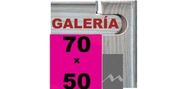 BASTIDOR GALERÍA 3D (ANCHO DE LISTÓN 46 X 32) 70 X 50