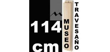 TRAVESAÑO MUSEO (60 X 22) - 114 CM