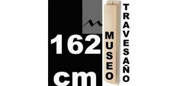 TRAVESAÑO MUSEO (60 X 22) - 162 CM