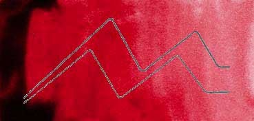 MIJELLO ACUARELA ARTIST MISSION GOLD CLASS ROSA DE GRANZA - ROSE MADDER ( PR176 - LF.4 -  SEMI TRANSPARENTE) SERIE E Nº 513