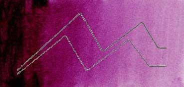 MIJELLO ACUARELA ARTIST MISSION GOLD CLASS ROJO VIOLÁCEO - RED VIOLET ( PR122, PB29 - LF.5 -  SEMI TRANSPARENTE) SERIE C Nº 552