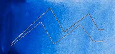 MIJELLO ACUARELA ARTIST MISSION GOLD CLASS ULTRAMAR CLARO - ULTRAMARINE LIGHT ( PB29 - LF.5 -  NON-STAINING) SERIE B Nº 581