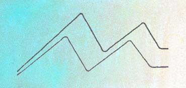 MIJELLO ACUARELA ARTIST MISSION GOLD CLASS PERLA AZULADO - BLUISH PEARL ( PW6 - LF.5 -  SEMI TRANSPARENTE) SERIE F Nº 595