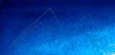 MIJELLO ACUARELA ARTIST MISSION GOLD CLASS  AZUL CERÚLEO COBALTO OSCURO  - COBALT CERULEAN BLUE DEEP ( PB36 LF.5 - SEMI OPACO ) SERIE D Nº 614