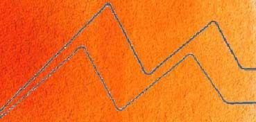 HOLBEIN ACUARELA ARTIST TUBO NARANJA BRILLANTE - BRILLIANT ORANGE - SERIE C Nº 247