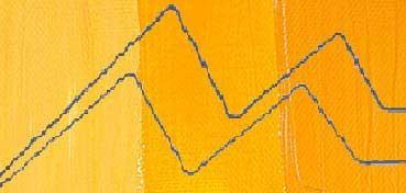 LIQUITEX ACRÍLICO ESPESO -HEAVY BODY- AMARILLO ANARANJADO AZO (YELLOW ORANGE AZO) SERIE 2 Nº 414