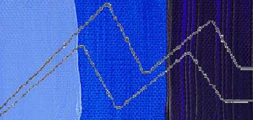 LIQUITEX ACRÍLICO ESPESO -HEAVY BODY- ULTRAMAR OSCURO (ULTRAMARINE BLUE - GREEN SHADE -) SERIE 1A Nº 380