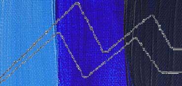 LIQUITEX ACRÍLICO ESPESO -HEAVY BODY- AZUL ULTRAMAR SOMBRA ROJA (ULTRAMARINE BLUE - RED SHADE -) SERIE 1A Nº 382