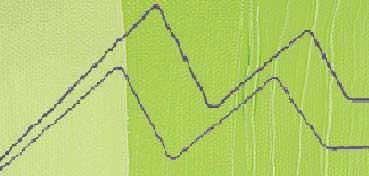 LIQUITEX ACRÍLICO ESPESO -HEAVY BODY- VERDE AMARILLO BRILLANTE (BRILLIANT YELLOW GREEN) SERIE 1 Nº 840