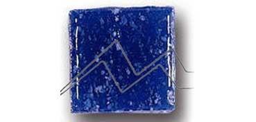 PACK 300 MOSAICOS 10X10 MM 200G.AZUL OSCURO