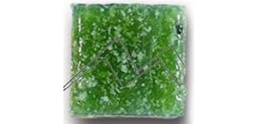 PACK 300 MOSAICOS 10X10 MM 200G.VERDE OSCURO