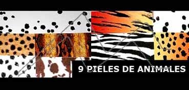 CARTULINAS 25X35 CM 300G.PIEL DE ANIMALES, IMPRESAS AMBAS CARAS. PACK 9 UNIDADES SURTIDAS.