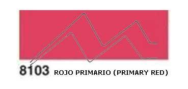 JAVANA PINTURA PARA SEDA ROJO PRIMARIO (PRIMARY RED) RFA.K8103