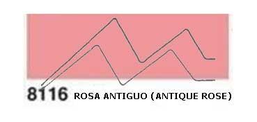 JAVANA PINTURA PARA SEDA ROSA ANTIGUO (ANTIQUE ROSE) RFA.K8116