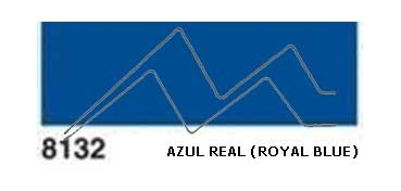 JAVANA PINTURA PARA SEDA AZUL REAL (ROYAL BLUE) RFA.K8132