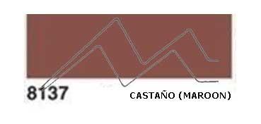 JAVANA PINTURA PARA SEDA CASTAÑO (MAROON) RFA.K8137