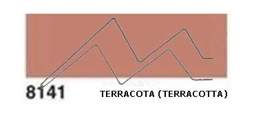 JAVANA PINTURA PARA SEDA TERRACOTA (TERRACOTTA) RFA.K8141