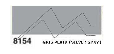 JAVANA PINTURA PARA SEDA GRIS PLATA (SILVER GRAY) RFA.K8154