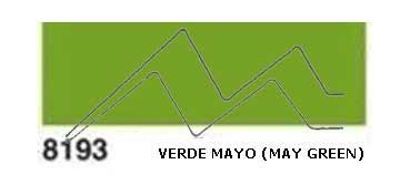 JAVANA PINTURA PARA SEDA VERDE MAYO (MAY GREEN) RFA.K8193