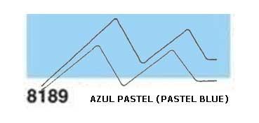 JAVANA PINTURA PARA SEDA AZUL PASTEL (PASTEL BLUE) RFA.K8189