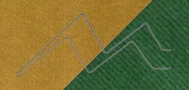 PAPEL KRAFT BICOLOR 1 X 3 M MARRON-VERDE
