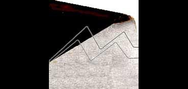 ROLLO KRAFT METALIZADO BICOLOR 0,70 X 2 M PLATA - NEGRO