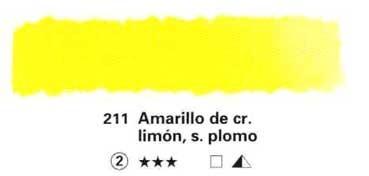HORADAM GODET COMPLETO 211 AMARILLO DE CROMO LIMÓN, SIN PLOMO S2