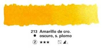 HORADAM GODET COMPLETO 213 AMARILLO DE CROMO OSCURO S2