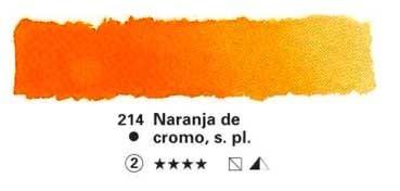 HORADAM GODET COMPLETO 214 NARANJA DE CROMO S2
