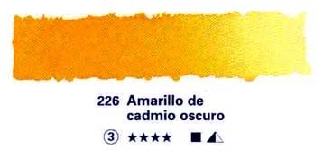 HORADAM GODET COMPLETO 226 AMARILLO DE CADMIO OSCURO S3