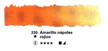HORADAM GODET COMPLETO 230 AMARILLO NÁPOLES ROJIZO S2