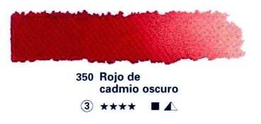 HORADAM GODET COMPLETO 350 ROJO DE CADMIO OSCURO S3