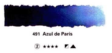 HORADAM GODET COMPLETO 491 AZUL DE PARIS S2