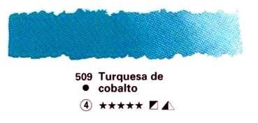 HORADAM GODET COMPLETO 509 TURQUESA DE COBALTO S4