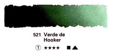 HORADAM GODET COMPLETO 521 VERDE DE HOOKER S1